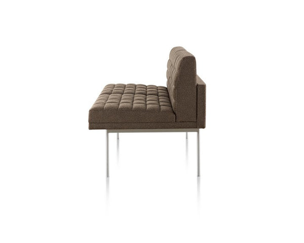 Geiger Tuxedo Settee - Non-Quilted