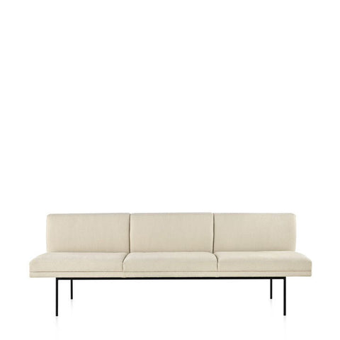 Herman Miller · Geiger Tuxedo Sofa   Non Quilted