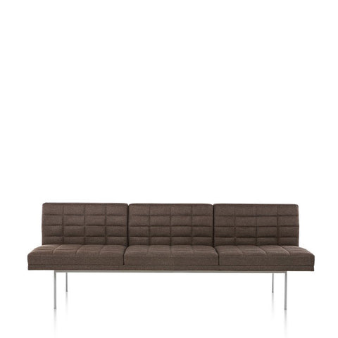 Geiger Tuxedo Sofa - Quilted