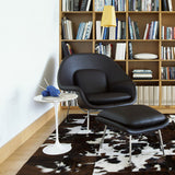 Womb™ Chair with Ottoman