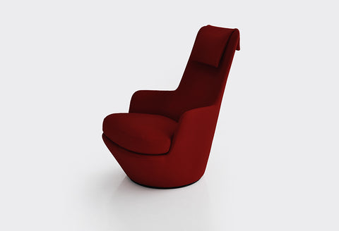Hi-Turn Lounge Chair