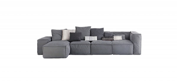 Peanut Sectional