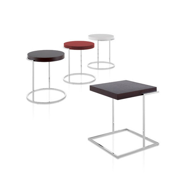 Servogiro Servoquadro Side Tables
