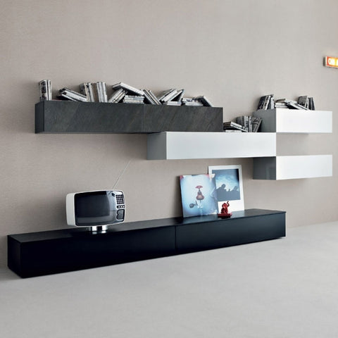 Spazio Modular Media Unit