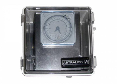 Astral Pool Air Switch Controller - Dual Outlet 15 AMP (With Timer)