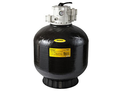 "Davey Premium Crystal Clear 21"" Sand Filter"