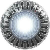 Spa Electrics Atom EM Series White LED Pool Light - Dual Kit / Concrete