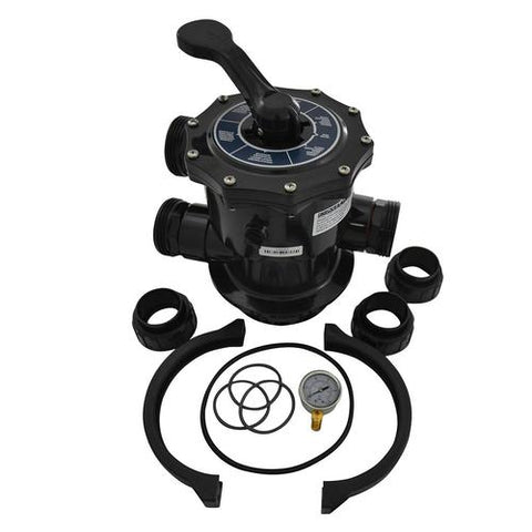 Astral Pool / Hurlcon E Series Multiport Valve 50mm