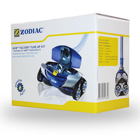 Zodiac MX8 / MX6 Factory Tune-Up Kit - Part # R0682000