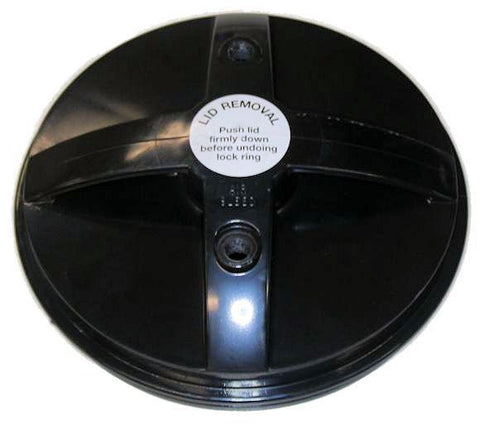 Davey / Monarch P4 Cartridge Filter Lid