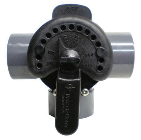 Pentair 3 Way Valve - 50mm
