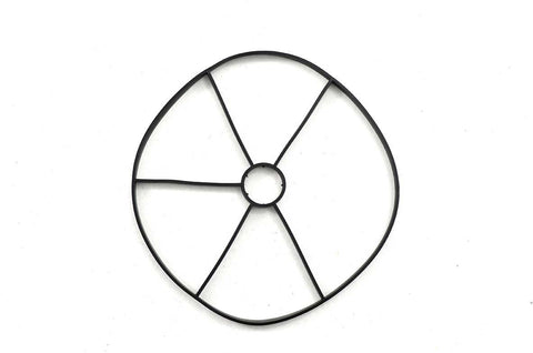 Poolrite V600 (Thin New Style) Multiport Valve Spider Gasket (40mm)