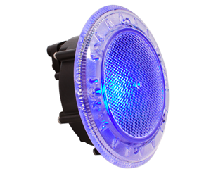 Spa Electrics Quantum WN Series Blue LED Pool Light - Single Kit / Concrete
