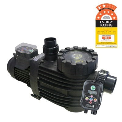 Speck BADU Eco-Touch Variable Speed Pool Pump - 5YR Warranty