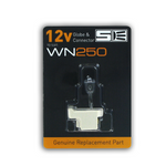 Spa Electrics WN250 Globe and Connector