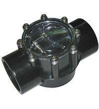 Waterco 180° Flow Check Valve - 40/50mm