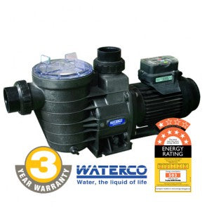Waterco Supatuf ECO 3 Speed Energy Efficient Pool Pump