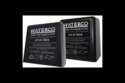 Waterco BriteStream 12V 30VA Transformer - Part # 265011