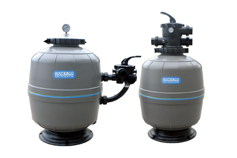 "Waterco Exotuf Plus E600 Top Mount Sand Filter (24"")"