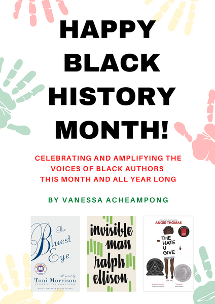 Celebrating and Amplifying the Voices of Black Authors