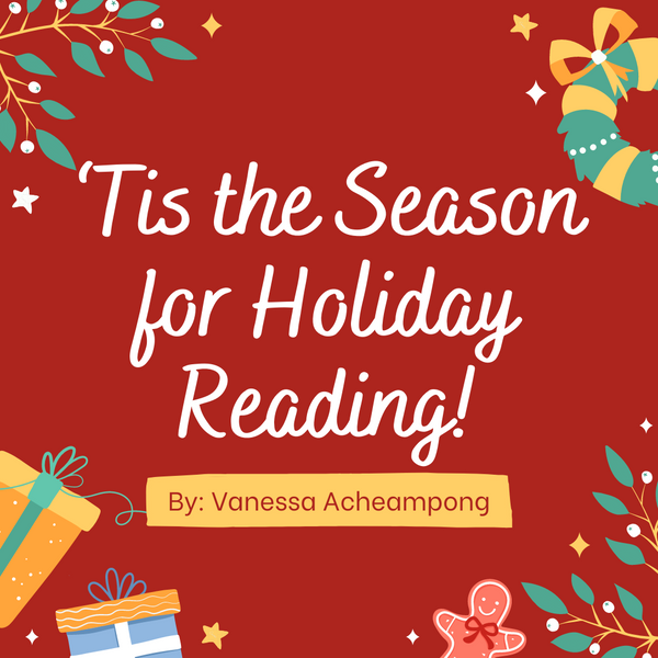 'Tis the Season for Holiday Reading!