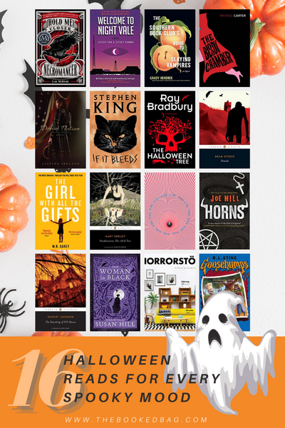 16 Halloween Reads for Every Spooky Mood