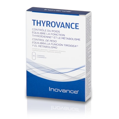 Thyrovance Vitamines B12 - B6 - D pour ThyroÏde