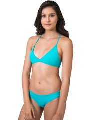 Rolling Wave top - Turquoise