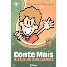 Conte mais - Histórias educativas Volume 4