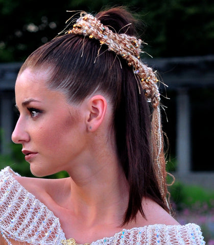 Couture Head Piece