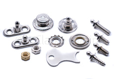 Genuine Tenax fasteners made in england