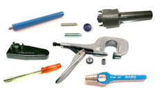 Canopy fastener tools hole punches cutters press n snap