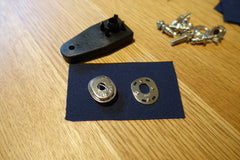 How to fit lift the dot fasteners with lift the dot tool