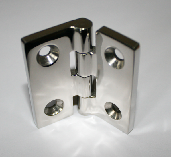 Square Butt Hinge 50x50mm