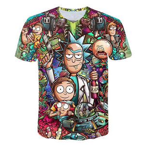 Rick and Morty - LIMITED EDITION Ultimate Fan Tee