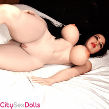 Load image into Gallery viewer, 152cm Big Butt Curvy Sex Doll with Big Boobs - Chubby