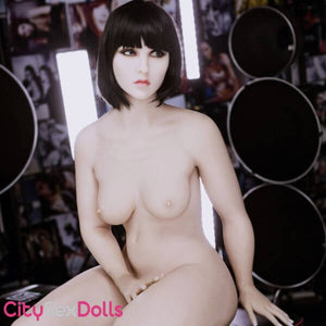 156cm Pear Shape Sex Doll with Donkey Booty