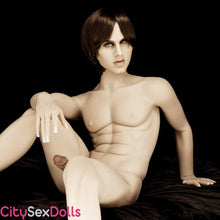 Load image into Gallery viewer, 160cm (5ft 3') LifeLike Male Sex Doll for Woman - Jacob