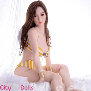 163cm (5ft 4) C-Cup Asian Beach Lover Lovedoll - Brooklyn