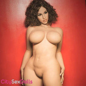 163cm (5ft 4) H-Cup Curvalicious Sex Doll with Perfect Assets - Rita