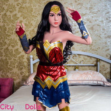 165cm (5ft 5') D-Cup Adult size life like love doll - Wonder Women