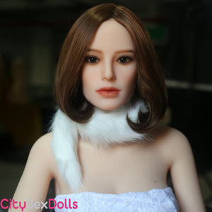 165cm (5ft 5') D-Cup Real Life Size Dolls - Lainie