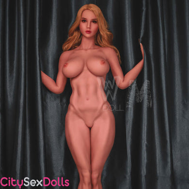 167cm (5ft 5) Fitness Body Love Doll with Perfect Abs - Kalli