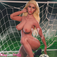 Load image into Gallery viewer, 168cm (5ft6') F-Cup Soccer Lover Sex Doll - Movita