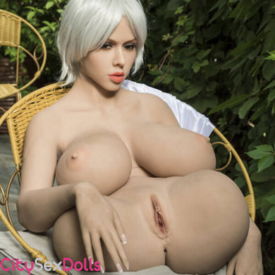85cm (2ft9') M-Cup Chubby Sex Doll Torso with Big Boobs - Sophia