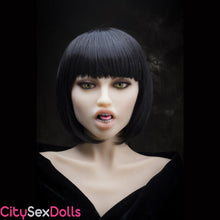 Load image into Gallery viewer, head 9 with Normal Teeth and Tongue Kit for Sex Dolls