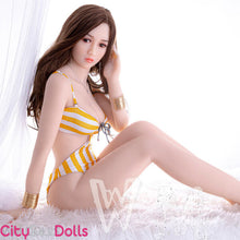 Load image into Gallery viewer, Asian Beach Lover Lovedoll ready for beach