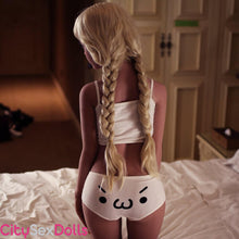 Load image into Gallery viewer, Blond Kitty Lifelike Lovedoll - Eri