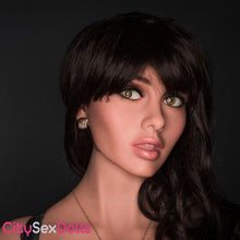 Load image into Gallery viewer, Bombshell Lifelike Sex Doll face closeup