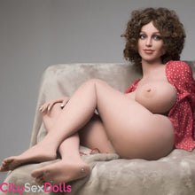 Load image into Gallery viewer, Boobilicious Sex Doll with Curly Hairs wants to play